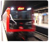 Viatjar amb el Metro i Funicular (TMB)