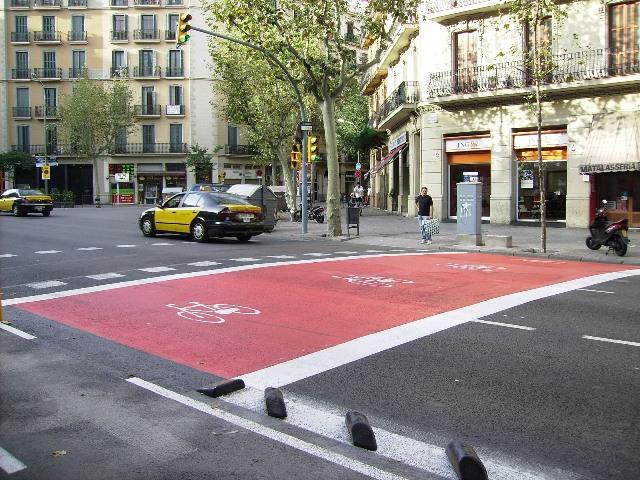 Barcelona estrena la primera Sortida Avan