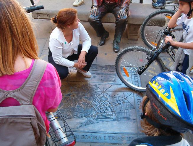 Octubre de Bicibarris: cultura i medi ambient amb bicicleta
