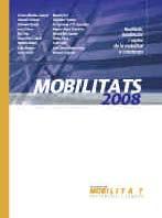 Els experts de la mobilitat opinen en un llibre de la FMSS