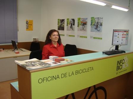 Barcelona estrena l'Oficina de la Bicicleta per refor