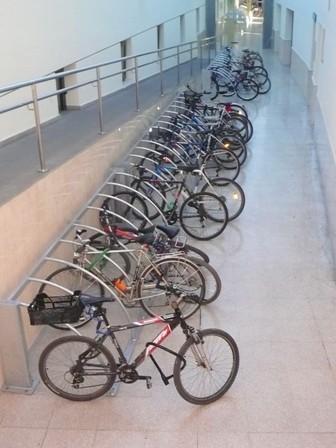 El BACC elabora un Manual de aparcamientos de bicicletas