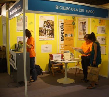 La biciescola del BACC torna a Biocultura