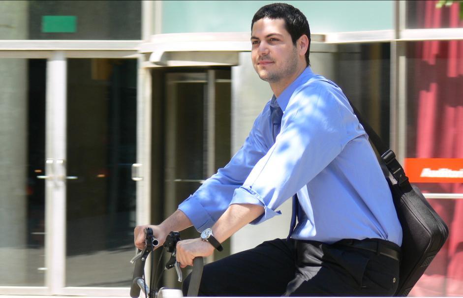 11 de juny dia de la bicicleta a la feina i nova web