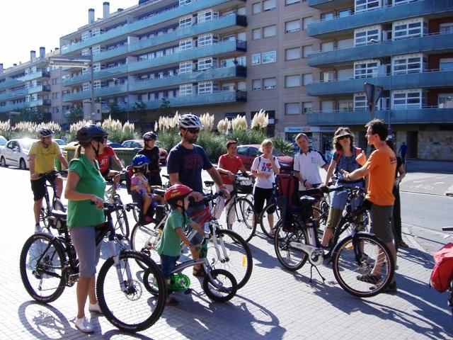 El BACC organitza la primera classe per a ciclistes (Terrassa)