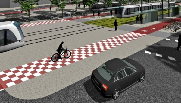 El BACC adverteix del perill de repetir errors a la reforma de la Diagonal de Barcelona