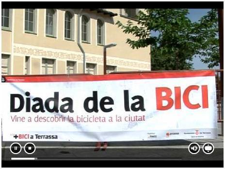 BACC Terrassa viu la primavera en bici