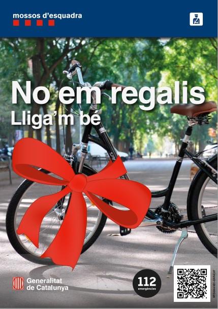 Registre de bicicletes robades