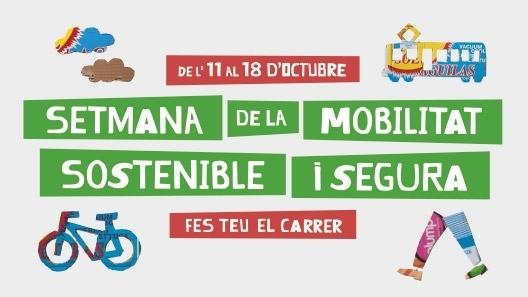 Pedala 2015 – Setmana de la Mobilitat Sostenible i Segura