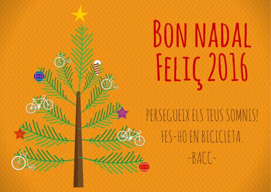Bon Nadal i feliç 2016