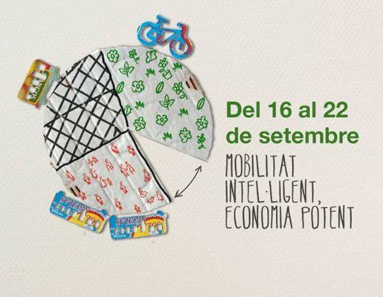 Setmana de la mobilitat sostenible 2016