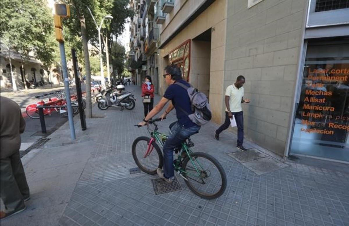 El BACC a BTV Bàsics: moratòria de circulació de bicicletes a les voreres