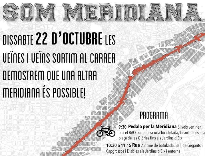 Necessitem voluntaris per la bicicletada! #SomMeridiana