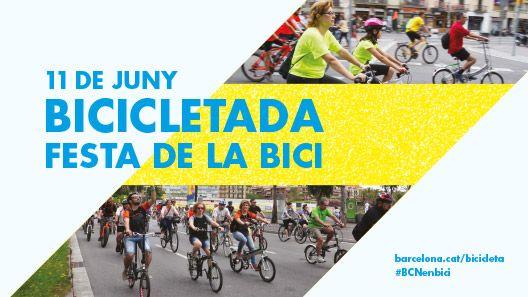 Bicicletada i Festa de la bici 2017