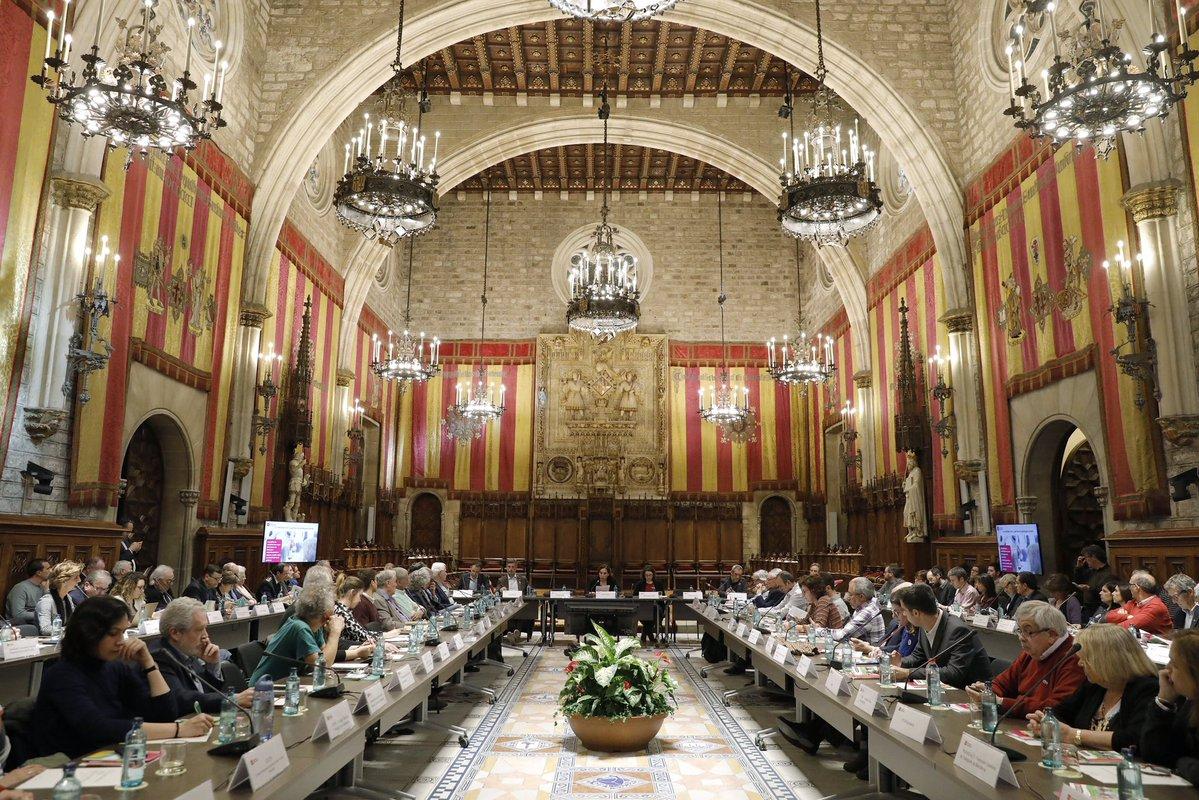 Discurs bacc sessió plenària anual – Pacte per la mobilitat