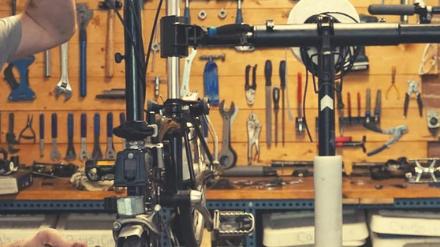 Taller de mecànica bàsica de la bici
