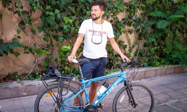 """Testimonis ciclistes: Rafael Casallas """"Dos ruedas y miles de historias"""""""