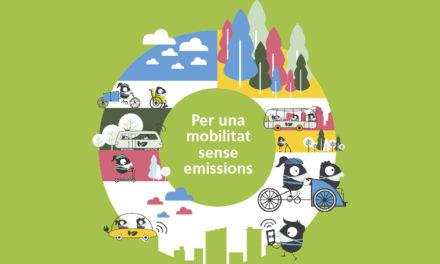 Activitats pel setembre 2020 i per a la Setmana Europea de la Mobilitat