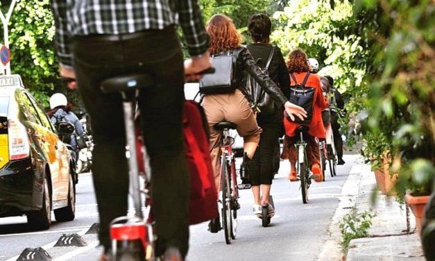 Movilidad en Barcelona: Uso de la bicicleta en Post-Covid