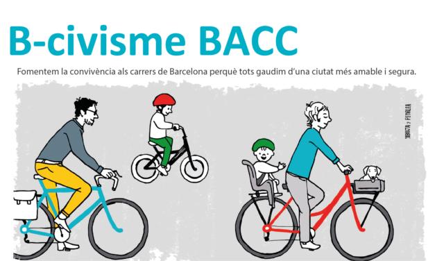 B-Civisme: Fomentem la convivència als carrers de Barcelona