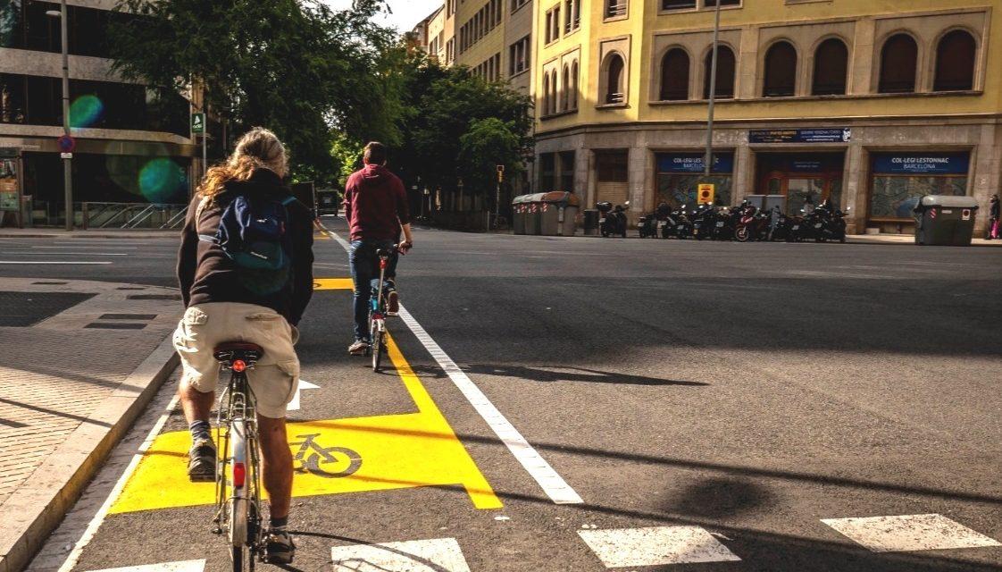 Movilidad en Barcelona: Evolución julio – diciembre 2020