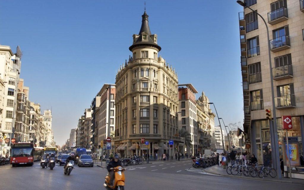 Comunicat sobre la Reforma del carrer Pelai de Barcelona