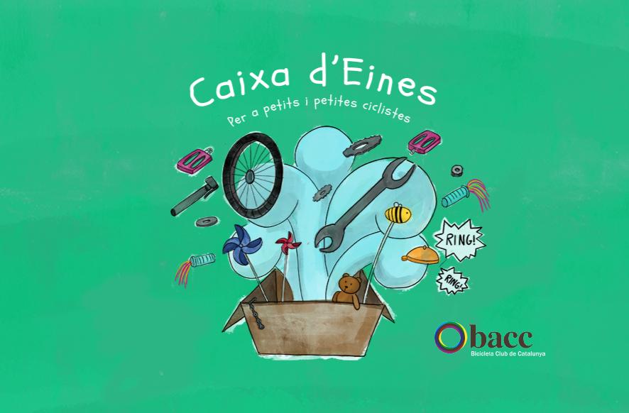 Caixa d'Eines per a petits i petites ciclistes